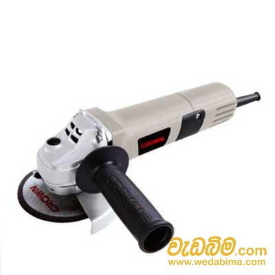 CROWN Angle Grinder 600W 100MM