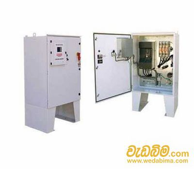 VSD/VFD & PLC Systems for Construction Industry For sale