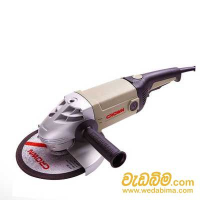 CROWN Angle Grinder 2200W 230MM