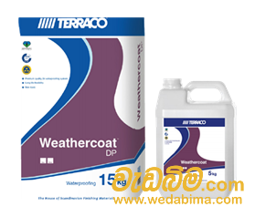 WEATHERCOAT- WATERPROOFING