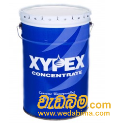 Cover image for XYPEX- WATERPROOFING