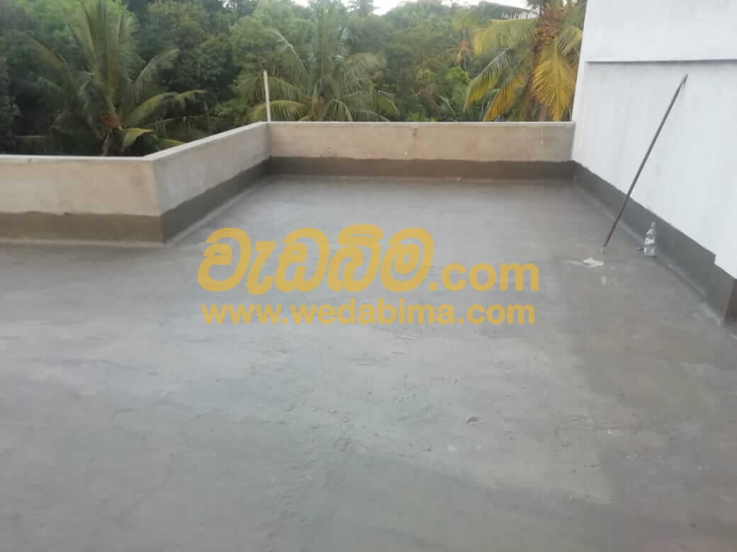 Cover image for Rooftop waterproofing