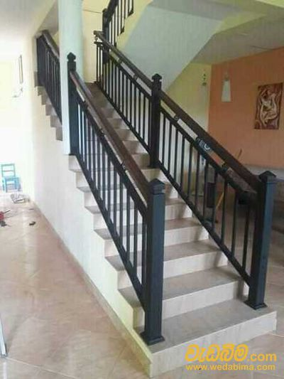 Stair Case work
