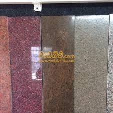 Granite flooring in Sri Lanka