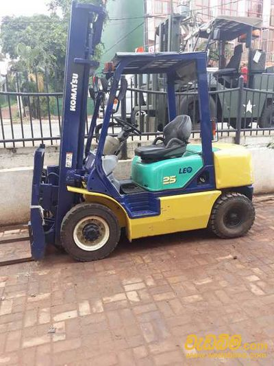 Forklift Machines For Rent