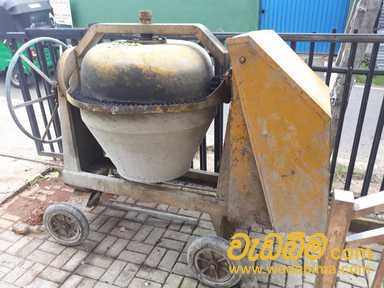 Concrete Mix Machine For Rent