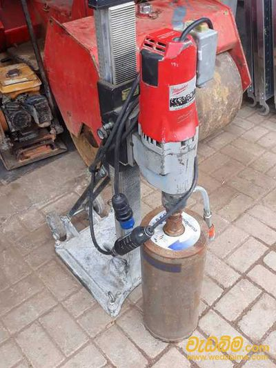 Tube well Drill Machine For Rent