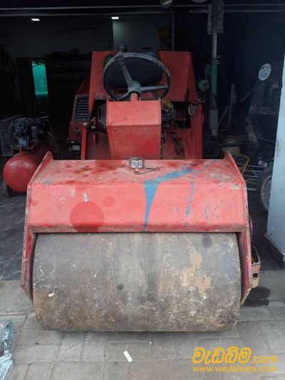 Road Compactor For Rent