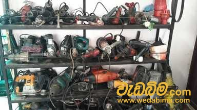 Drill/ Grinder/Cutters For Rent
