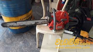 Chain Saw For Rent
