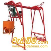 Hoist Machine For Rent