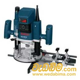 Cover image for Rent router Machine
