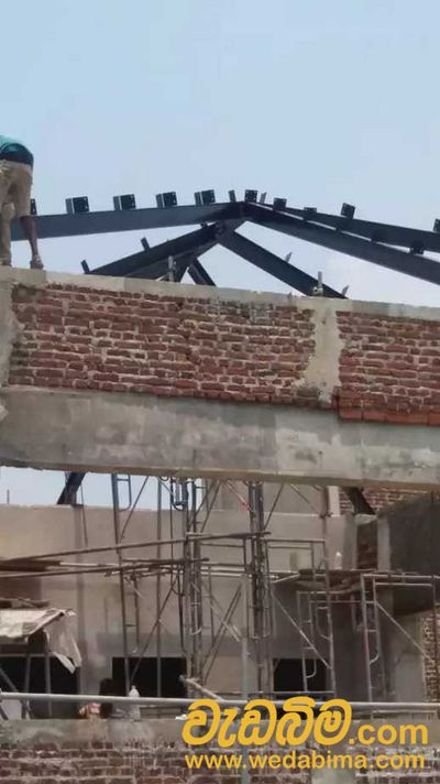 Steel Erection Work