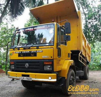 Tipper For Rent