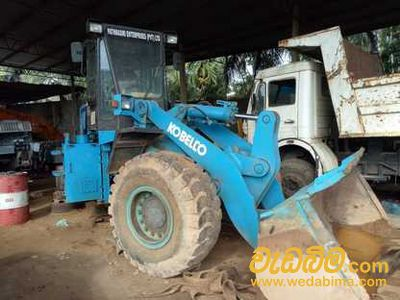 Cover image for Loader For Rent