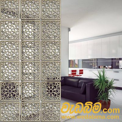 Decorative Partition in Colombo
