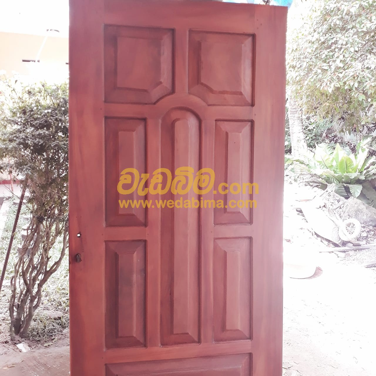 Wooden Doors and Windows