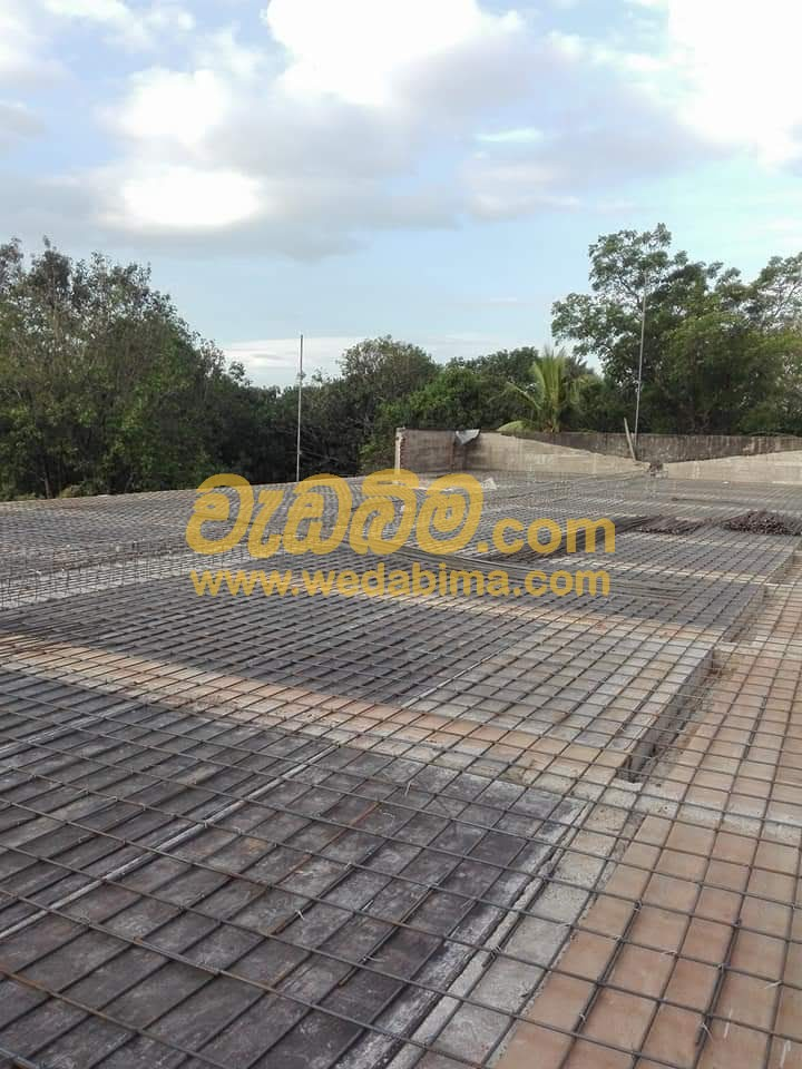 Slab Formwork and Concreting