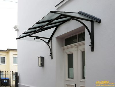 Steel Canopies
