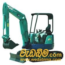 Cover image for Excavator for Rent - 30