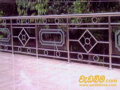 Cover image for Stainless Steel Hand railing