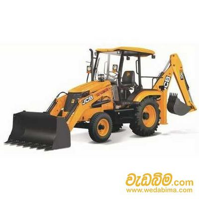 Cover image for JCB for Rent in Colombo