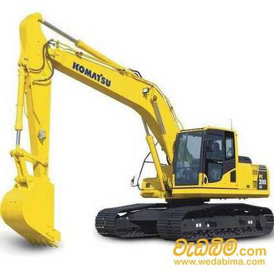 Excavator Rent Or Hire