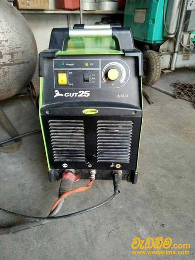 Plasma cutter For rent