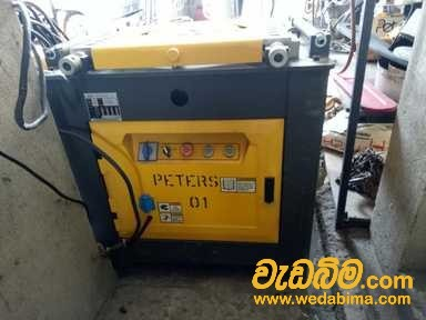 Bar Bending Machine For Rent