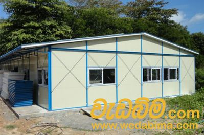 Steel Home Construction