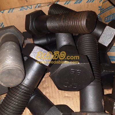 High Tension Nut and Bolt In Sri Lanka